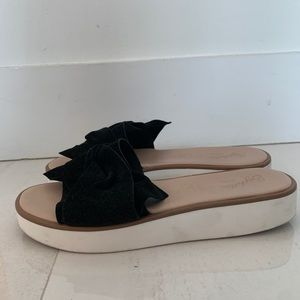 Shellys London platform sandals